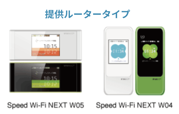 WiMAX2+with au4G/LTEプラン